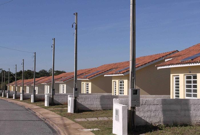Secretaria de Estado da Habitação anuncia juros zero para compra de casas da CDHU
