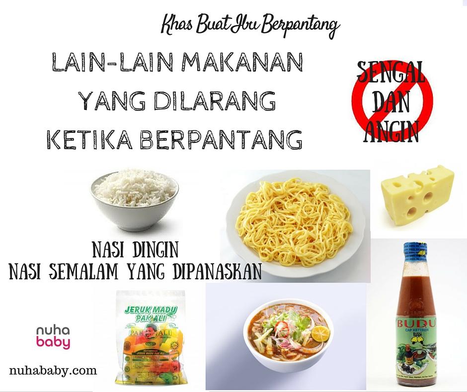 7 Pantangan Makanan Untuk Penderita Kista Atau Miom