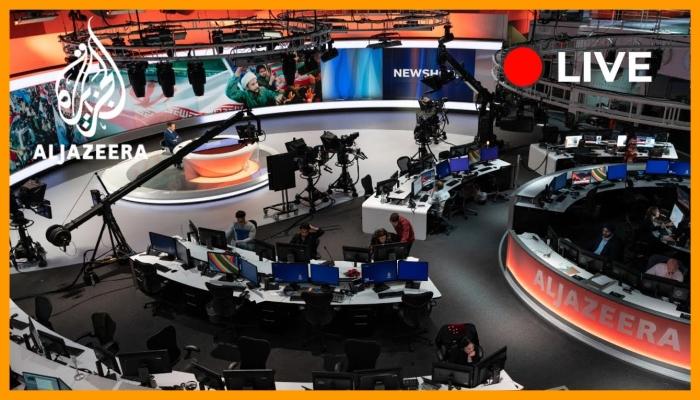 Al Jazeera english livetv