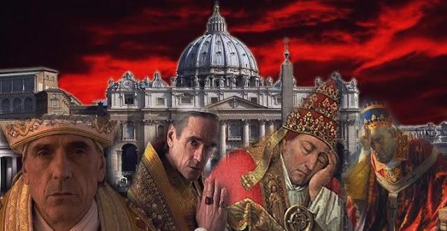 peores papas en la historia del vaticano