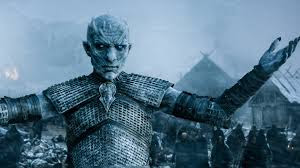 GAMES OF THRONES WILL AIR IN THE FIRST HALF OF 2019.