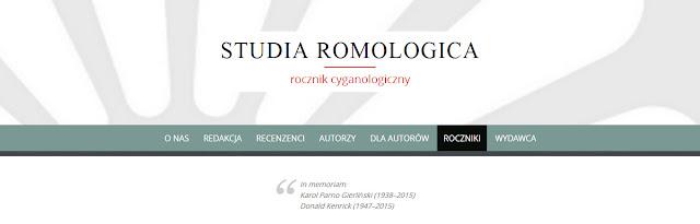 http://www.studiaromologica.pl/?page_id=211
