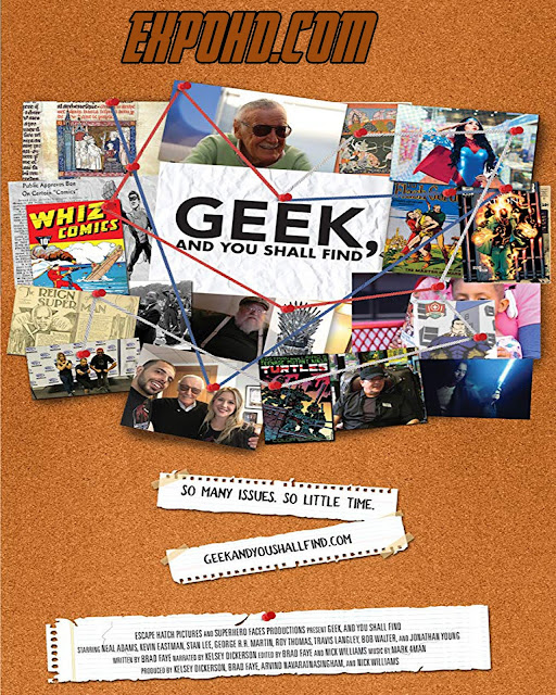 Geek And You Shall Find 2019 Full Movie HD 1080p | BluRay 720p | Download