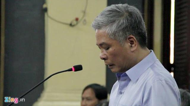 Gây thiệt hại 15.000 tỷ của dân: Phó thống đốc ngân hàng Đặng Thanh Bình được hưởng án treo ảnh 2