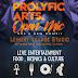 EVENT: 6/8/2019 Prolyfic Arts Open Mic