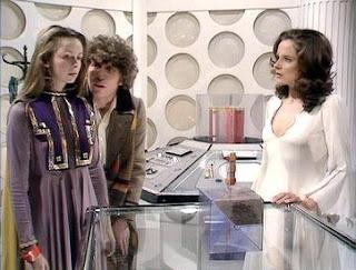 Doctor Who The Armageddon Factor