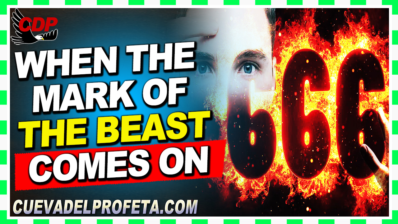 When the mark of the beast comes on - William Marrion Branham