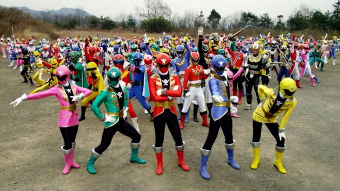 Inilah 10 Super Sentai Heisei Terfavorit Menurut Fans Di Jepang