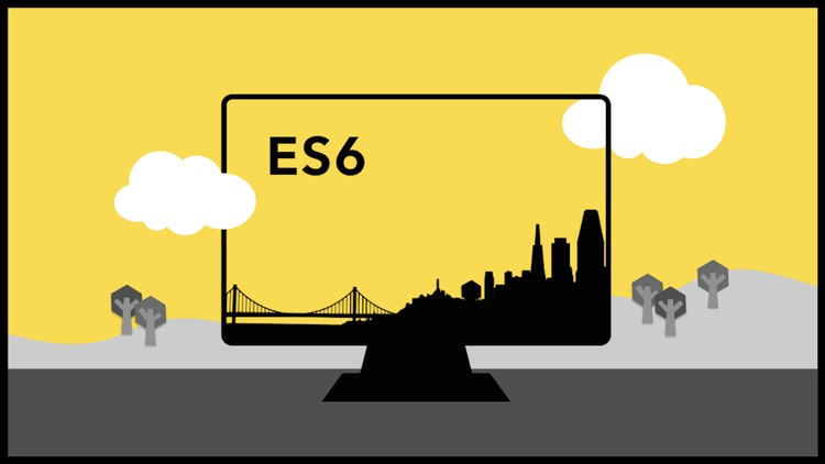 Essentials in JavaScript ES6 - A Fun and Clear Introduction - Udemy Course Free
