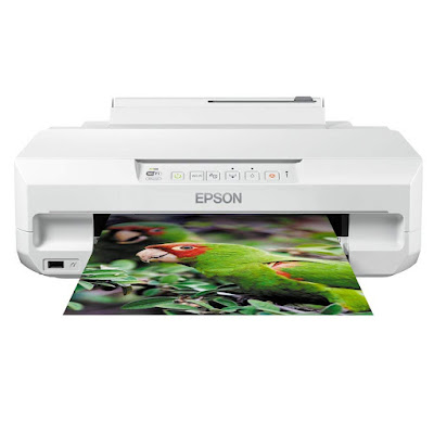 Fi connectivity together with tardily mobile printing Epson Expression Photo XP-55 Driver Downloads