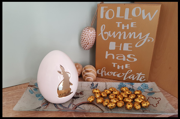 Easter Home Decor with TKMaxx