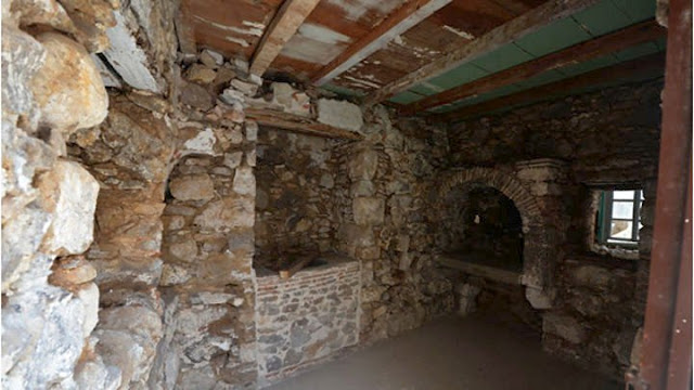 Hidden crypts discovered at Cave of the Apocalypse on Patmos Island