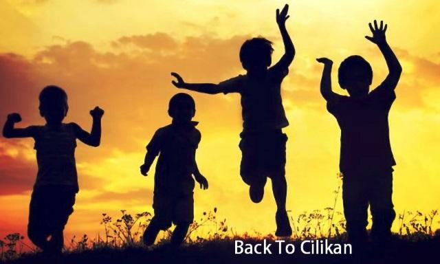 Back To Cilikan