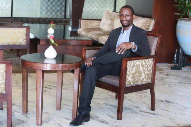 JamiiForums Founder, Maxence Melo