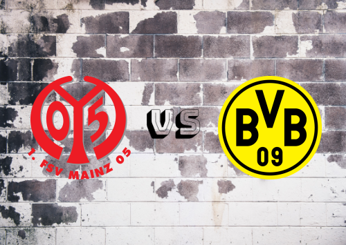 Mainz 05 vs Borussia Dortmund  Resumen y Partido Completo