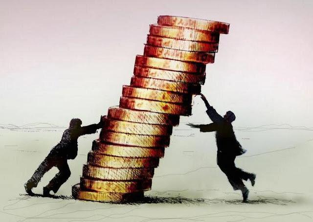 Финансовый посткапитализм и его тупиковость. Александр Роджерс