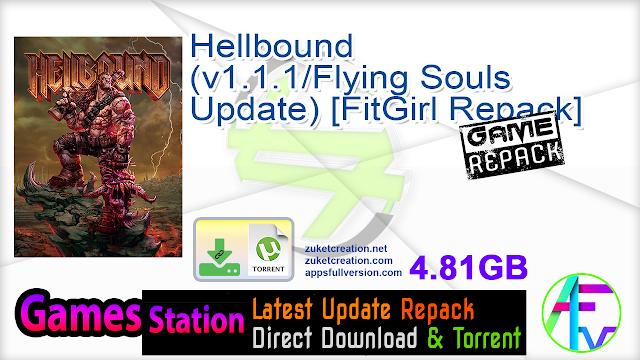 Hellbound (v1.1.1 Flying Souls Update) [FitGirl Repack]