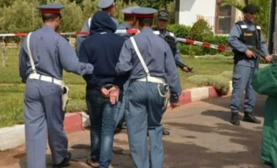درك الشماعية يوقف عنصرين ضمن عصابة لسرقة الأسلاك النحاسية بإقليم اليوسفية