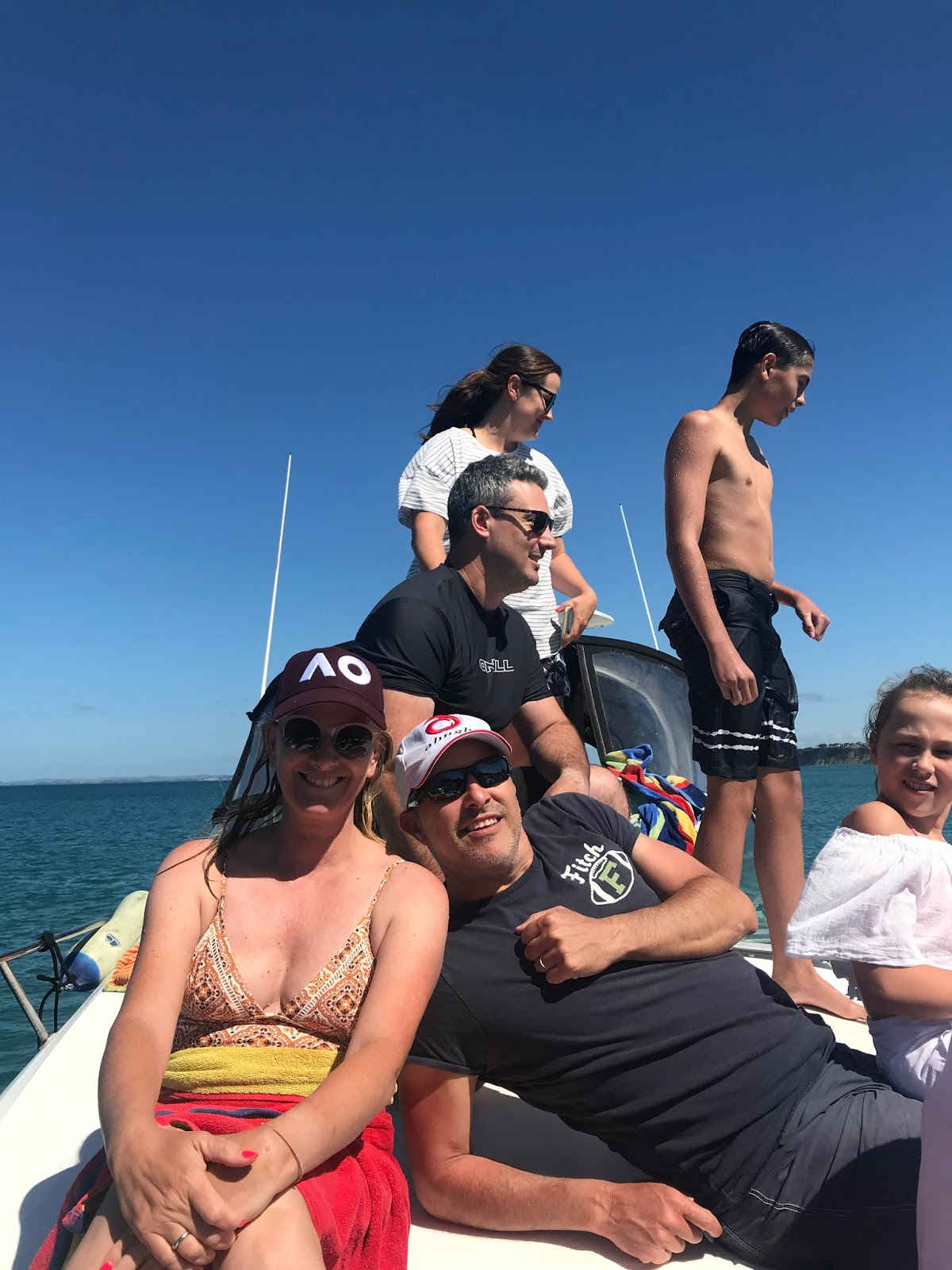 Boating in Auckland