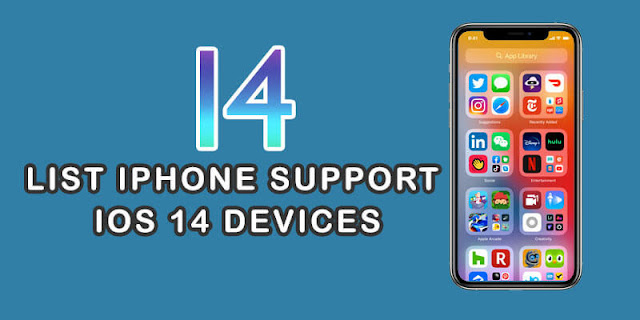 Apple introduced its latest operating system, iOS 14 at the Worldwide Developer Conference (DDWC) 2020, capable of running on iPhone 6s to iPhone SE devices.