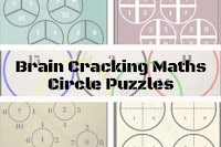 Brain Cracking Maths Circle Puzzles
