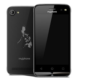 Myphone Flash Stock Rom