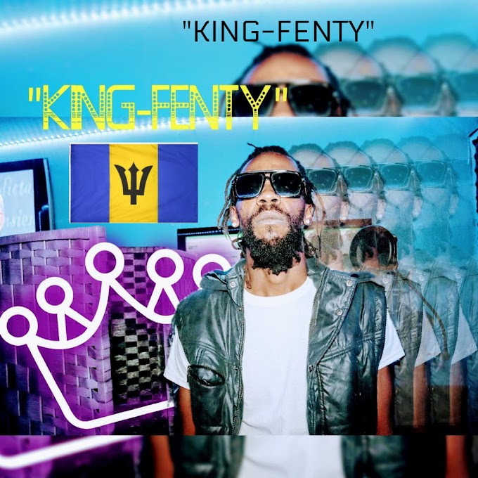 "Listen To ""Da-lion"" feat. Solo Artist Saxx By Our Reggae artist King Fenty"