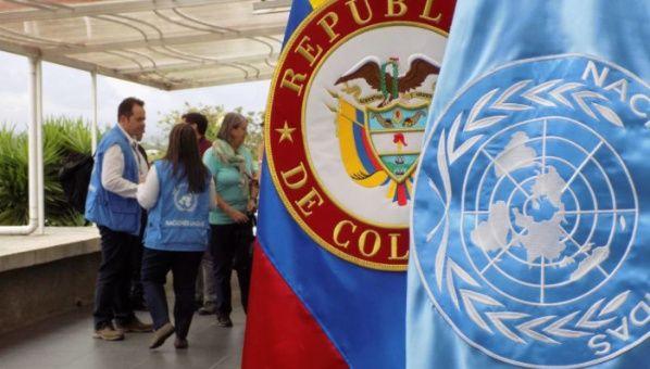 ONU pide a grupos armados de Colombia decretar cese al fuego