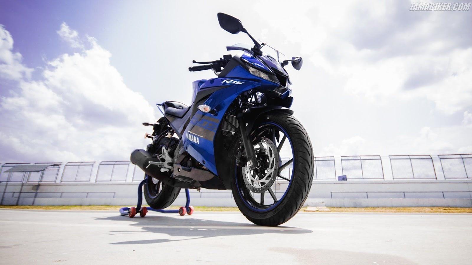 Gambar Yamaha R15 V3 kualitas HD - 1