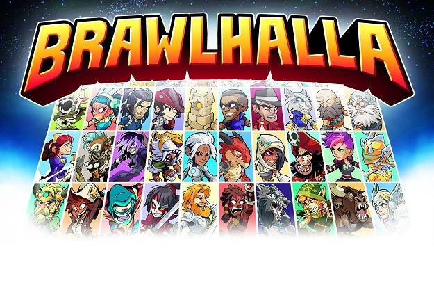δωρεάν Windows, PlayStation 4, Xbox One, Nintendo Switch παιχνίδι brawlhalla
