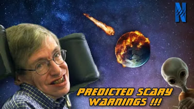 Stephen Hawking's IQ predicted Warnings For Scary 2020 future