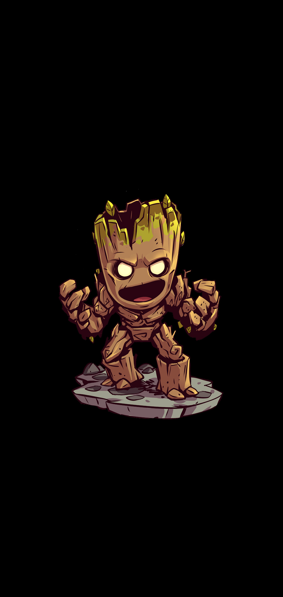 groot from guardian of the galaxy