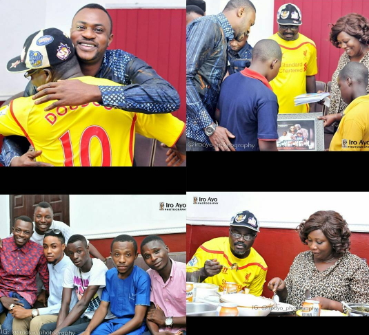 odunlade adekola couple video contest winner ibadan
