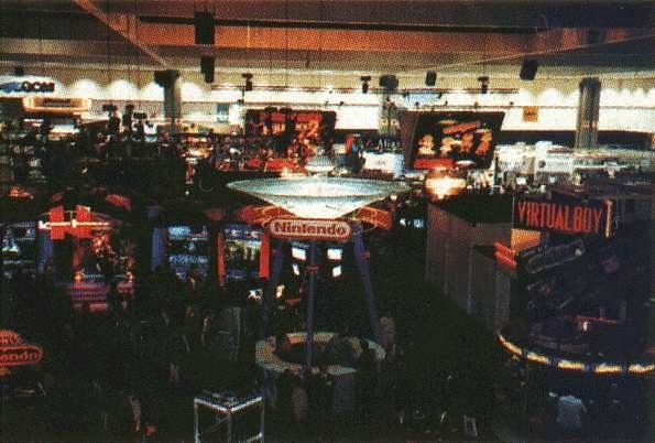 E3 1995 e os jogos do momento pela primeira vez em Los Angeles - GameBlast