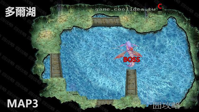 多爾湖地圖3