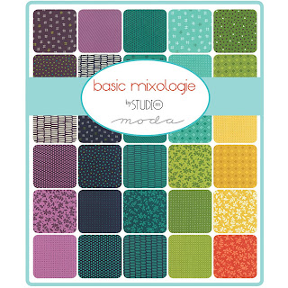 Moda Basic Mixologie Fabric by Studio M for Moda Fabrics
