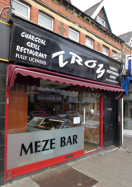 Turkish Restaurant Cardiff City Road