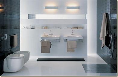 Baos Modernos Bao moderno con porcelanato