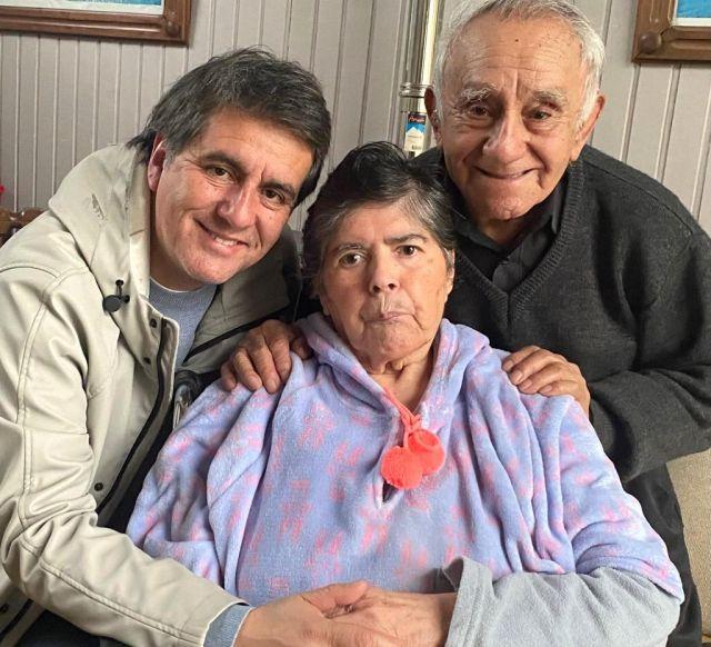 Diputado Santana, Bladimiro Santana y Oriana Tirachini