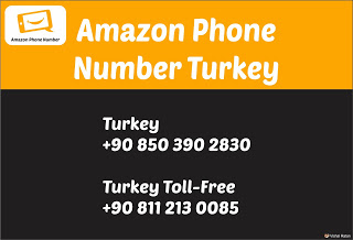 Amazon Phone Number Turkey
