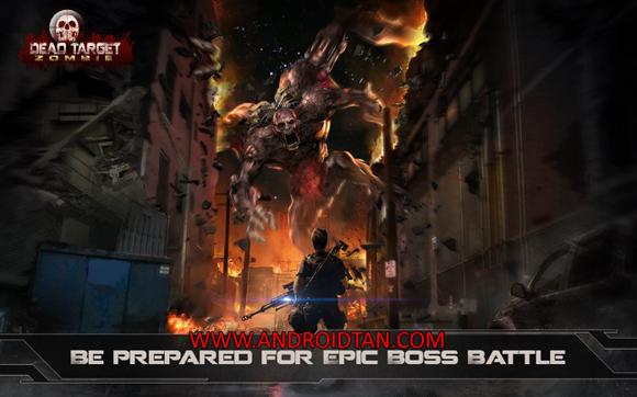 DEAD TARGET: Zombie Mod Apk Free