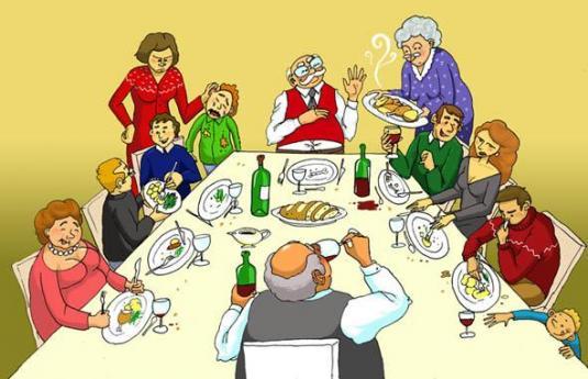 Petie Family Restaurant Menu