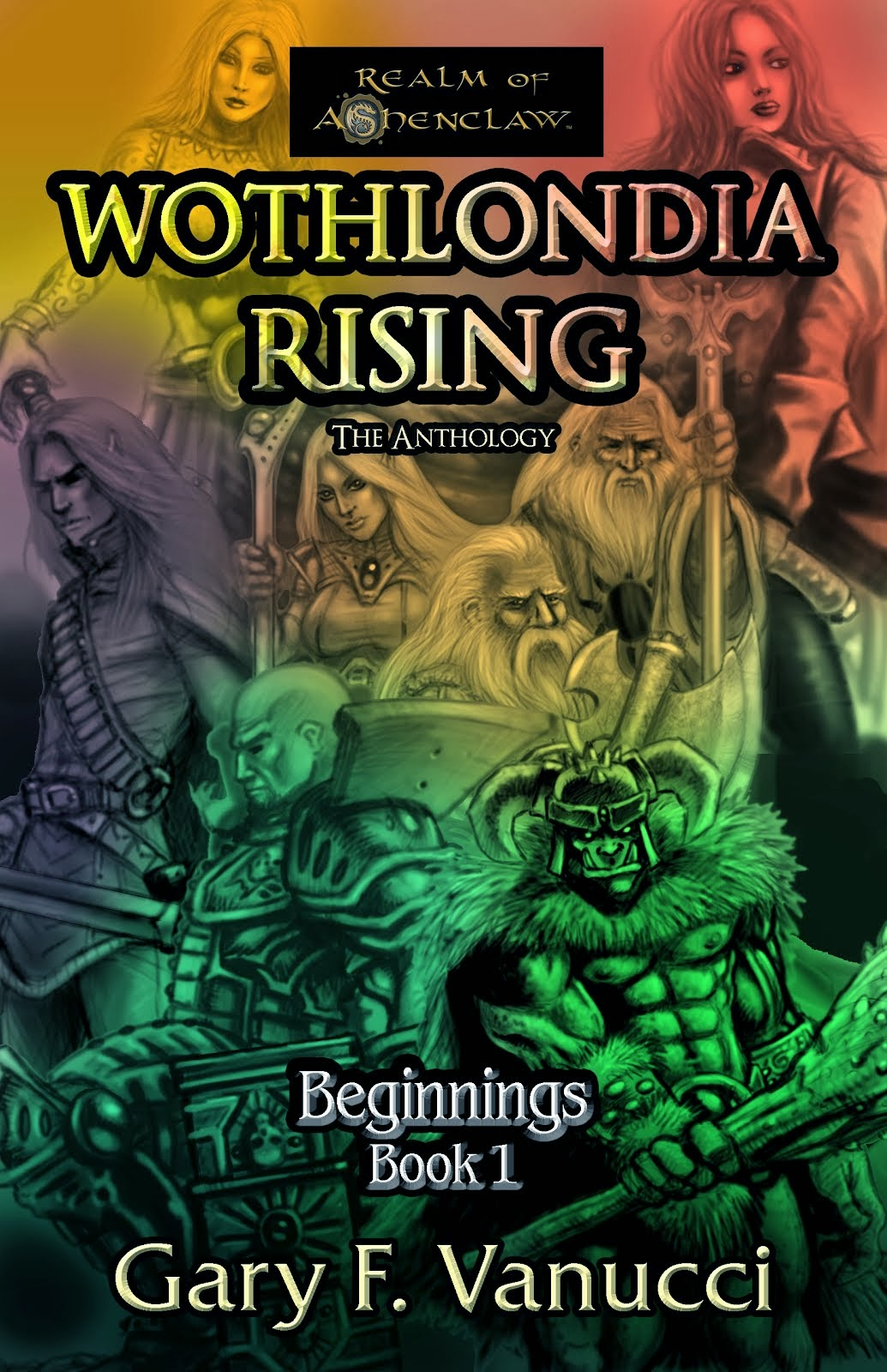 Wothlondia Rising FREE on NOOK!