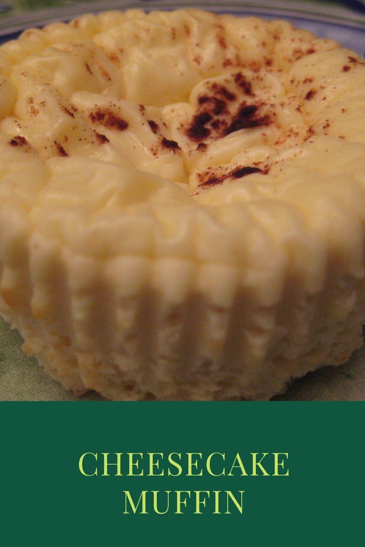 Cheesecake Muffin