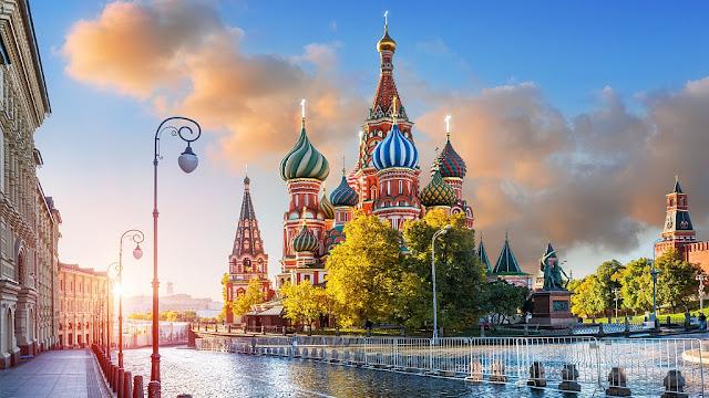 Rusia destino popular