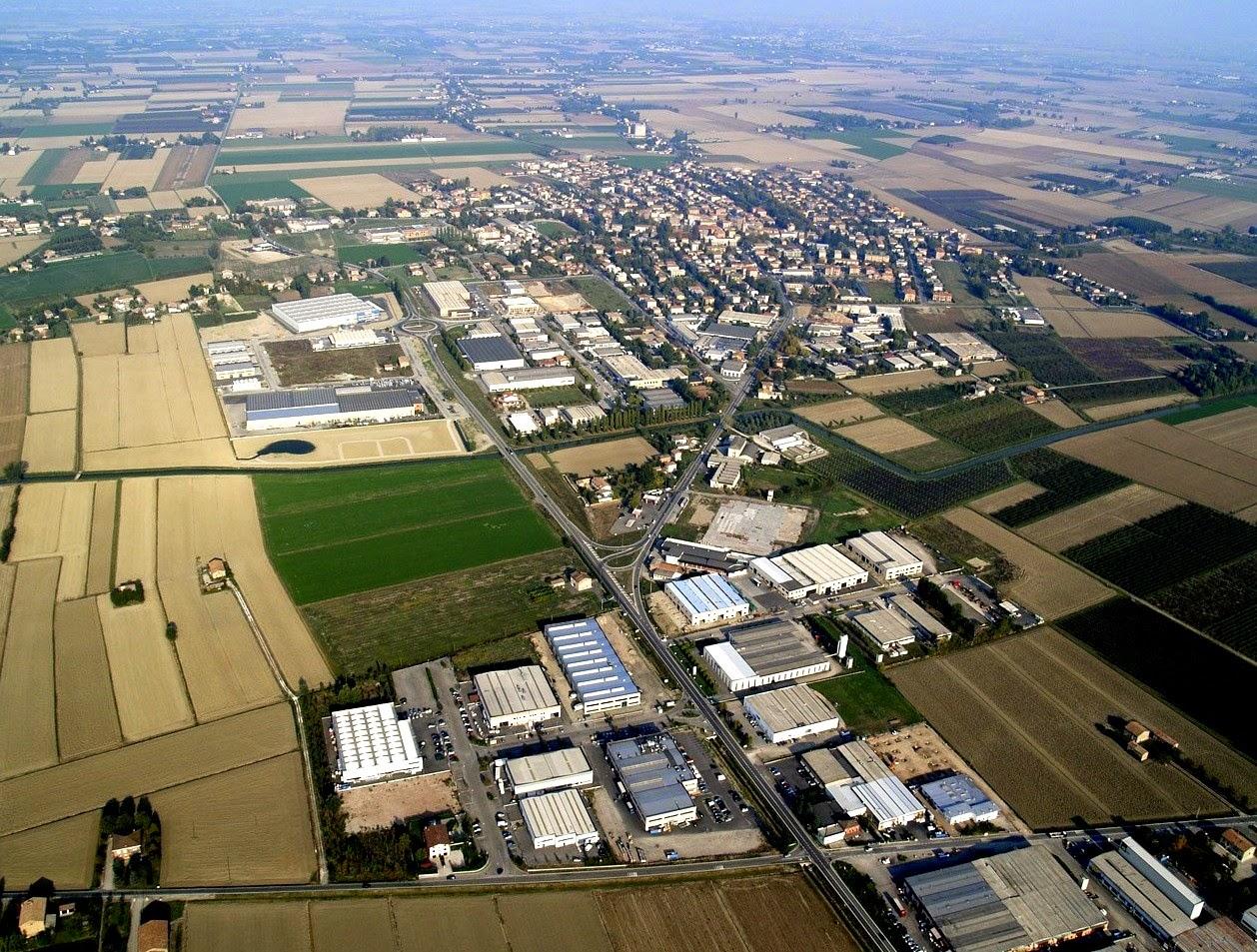 Paesaggio Pianura Padana