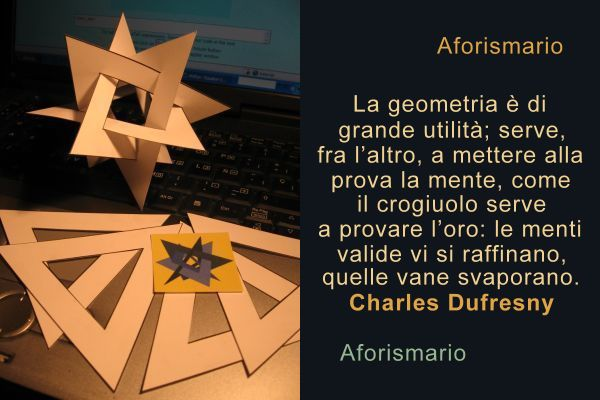 Aforismario Aforismi Frasi E Citazioni Sulla Geometria