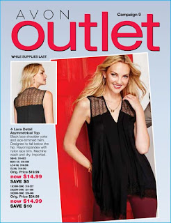 Avon Outlet Campaign 9 4/1/17 - 4/14/17