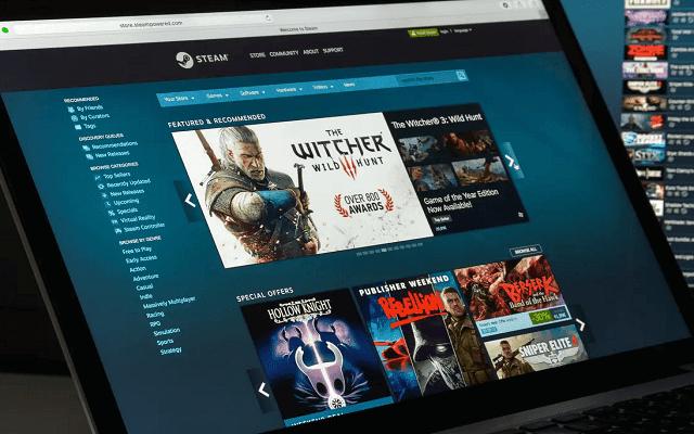 منصة Steam تقدم لك مجموعة من الألعاب المدفوعة لفترة محدودة   أضفها الآن و ستبقى معك إلى الأبد مجانا