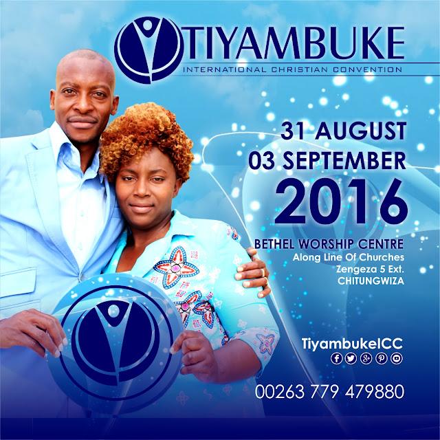 Tiyambuke 2016 Social Media Banners